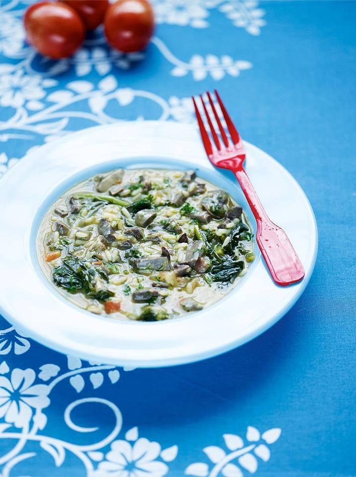 Μαγειρίτσα με αρνάκι από την Ιωάννα Σταμούλου!