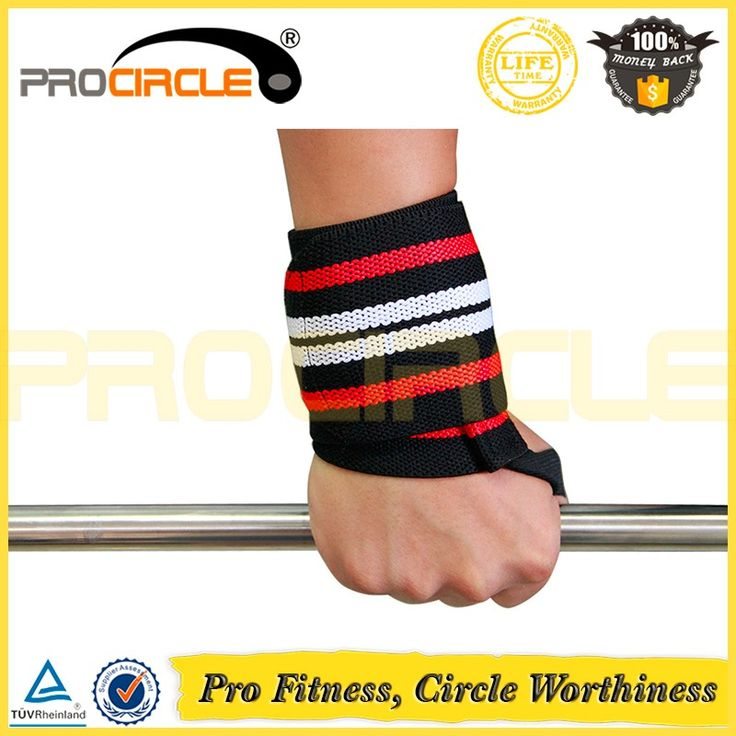Crossfit Adjustable Wrist Strap Weight Lifting Wrist Wraps