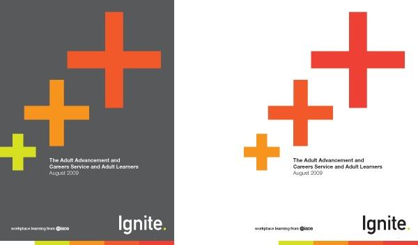 Ignite by Denise Pope, via Behance