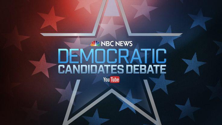 17 Jan @ 8pm et - LIVE STREAMING!!!! - NBC News-YouTube Democratic Debate -  #FeeltheBERN #Women4Bernie