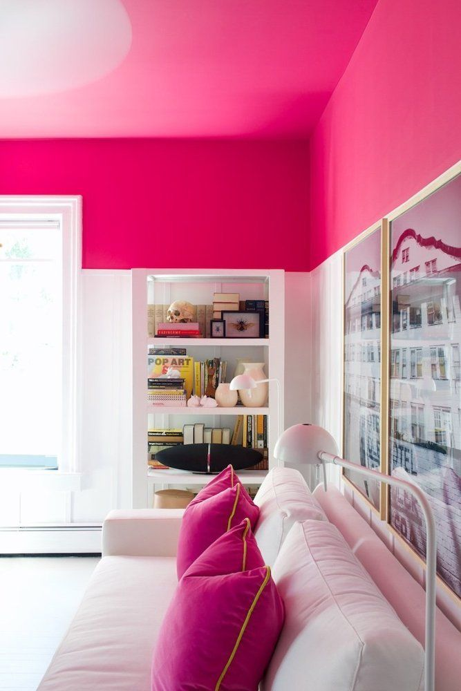 79 best Think Pink - Pink Paint Colors images on Pinterest | Pink ...