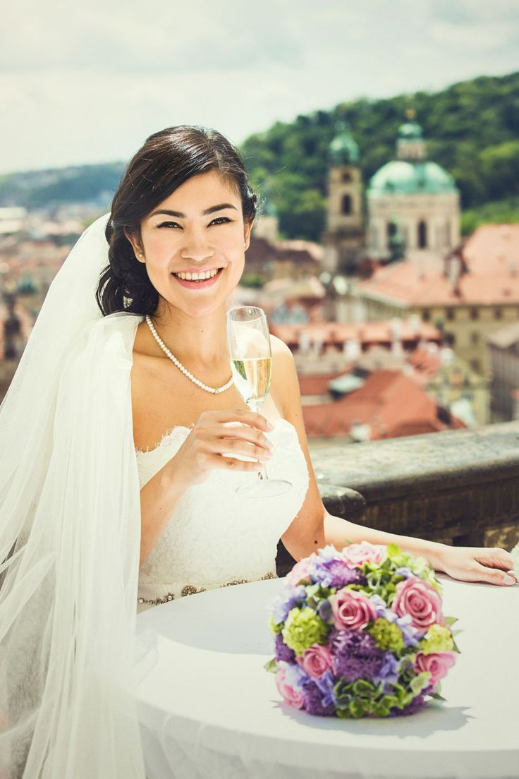 Hello from prague to all the beautiful brides as the wedding season is coming closer:)