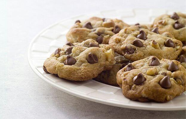 Recette de Biscuits aux grains de chocolat CHIPITS