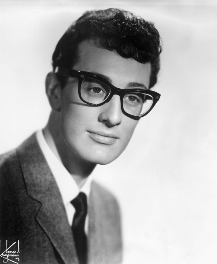 Buddy Holly, (Sep. 7, 1936 – Feb. 3, 1959), was an American singer-songwriter and a pioneer of rock and roll. His success lasted only a year and a half before his death in an airplane crash on February 3, 1959. Holly set the template for the standard rock and roll band: two guitars, bass, and drums, He was one of the first in the genre to write, produce, and perform his own songs. Holly was among the first group of inductees to the Rock and Roll Hall of Fame in 1986.
