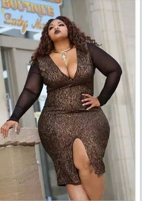 Ebony Plus Size 13