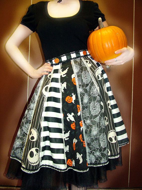 On Etsy....I just might need to check this shop out #jackskellington #halloween #halloweencostume