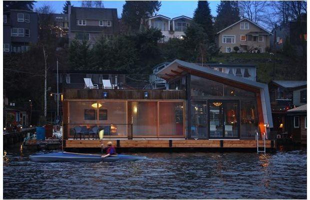 houseboat seattle
