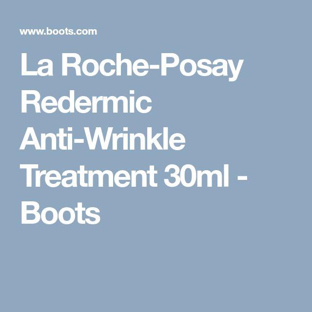 La Roche-Posay Redermic Anti-Wrinkle Treatment 30ml - Boots