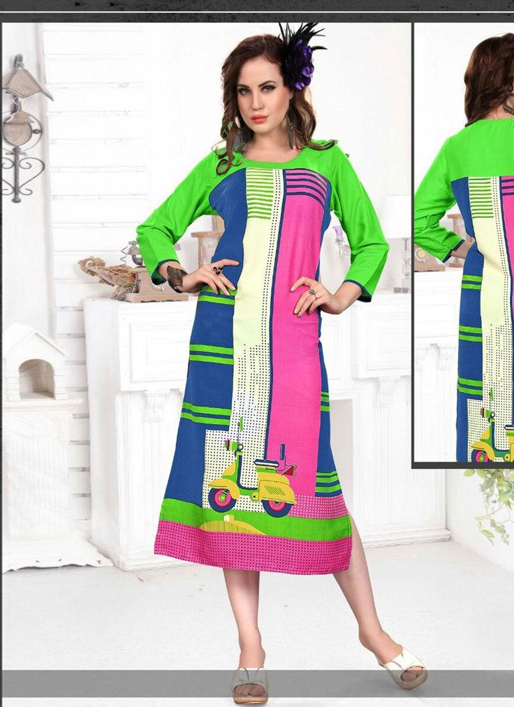 25 best images about Latest Kurti Online Shopping in India on ...