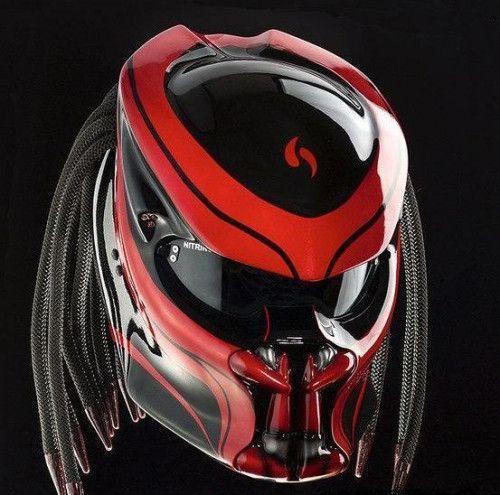 The Best Predator Helmet 2 ( Helmet custom / Hand made )