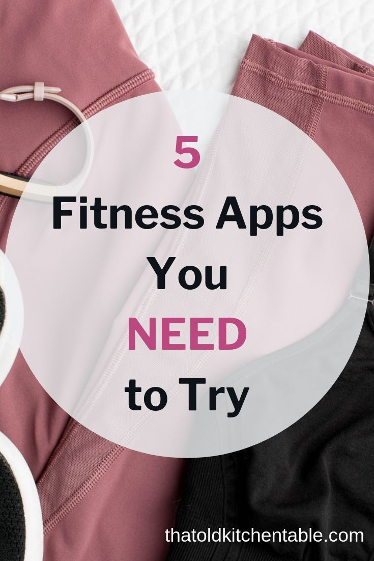 Iphone Fitness Motivation Apps