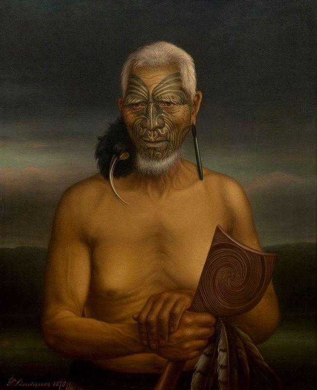 Та-моко - татуировки маори (значения, 20 фото и рисунков)