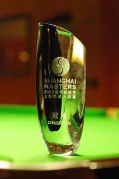 Snooker - Mastersul de la Shanghai