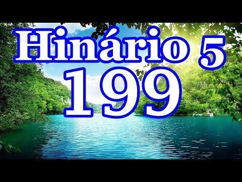 Hino 199 Ccb Com Letra Senhor Tu Es A Minha Porcao Hinario 5