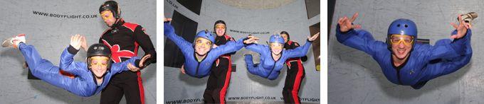 Bodyflight UK   Indoor Skydive at the Bodyflight Wind Tunnel