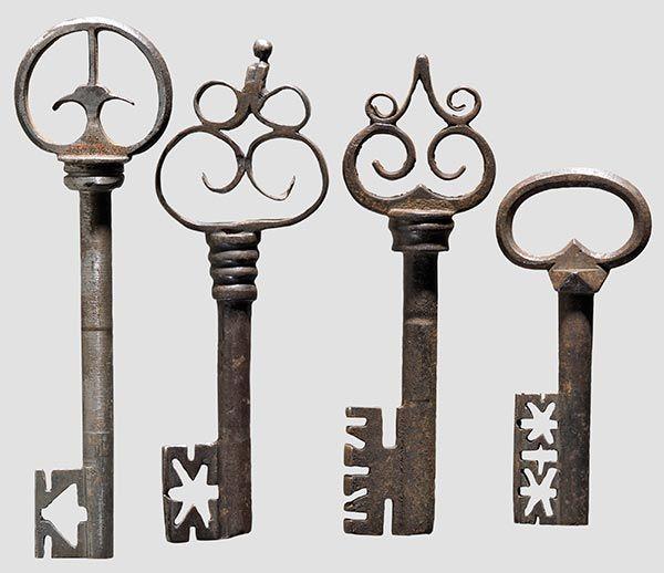 M s de 1000 ideas sobre llaves antiguas en pinterest - Llaves antiguas de puertas ...