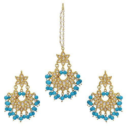 VVS Jewellers Bollywood Style Blue Kundan Moti Wedding Ma... https://www.amazon.com/dp/B072FVZG4Y/ref=cm_sw_r_pi_dp_x_HoNpzb4S6NYXY