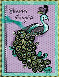 Birds of a Feather Foil Papier Tole by Hot Off The Press Inc (4108052) It is so beautiful!  I can't wait to get my order!