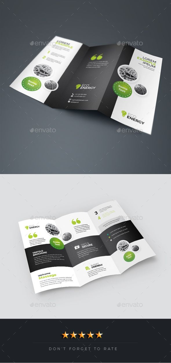 Pin by best Graphic Design on Brochure Templates Pinterest