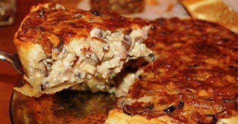 Συνταγή πίτας! «Ηδονή του ουρανίσκου»   BIksnews.gr