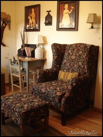 1000 Images About Reproduction Colonial Upholstered Furniture On Pinterest Love Seat Ticking