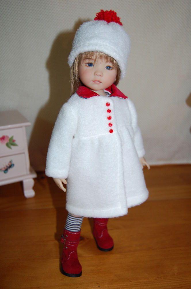 Tenue pour poupée Little Darling dianna Effner 13  33 cm