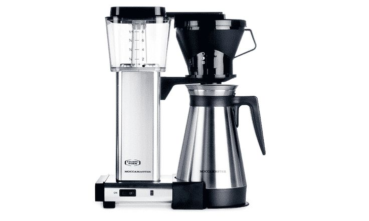 Technivorm moccamaster kbt 741 is known for making great coffee.#coffee #coffeetime #coffeetable #coffeeshop #coffeeshop #coffeeaddict #typesofcoffeemaker #coffeemakeramazon #bestdripcoffeemakers #bestcoffeemakerwithgrinder #coffeemaker
