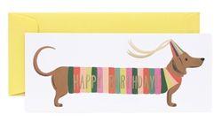 Rifle Paper Co. Hot Dog Happy Birthday