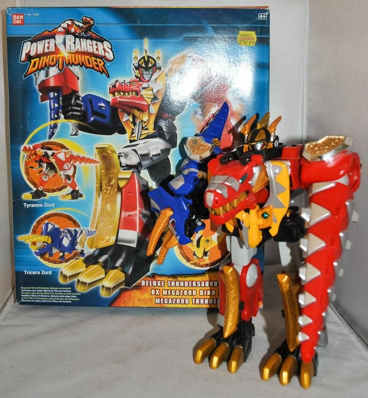 Dinothunder Toys 64