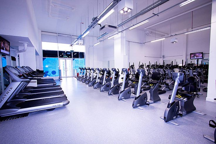 24 Hour Gym Vauxhall | Gyms Near Me | The Gym Group