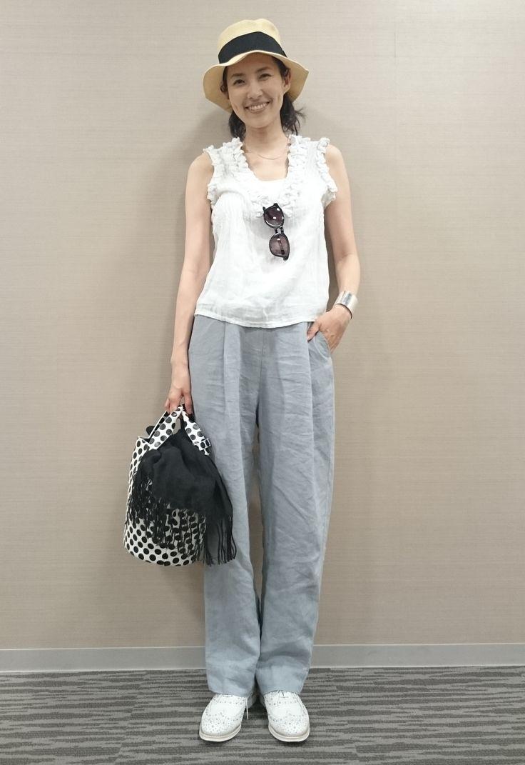 ここだけのはまじ『ファッションチェック』|LEE(リー)
