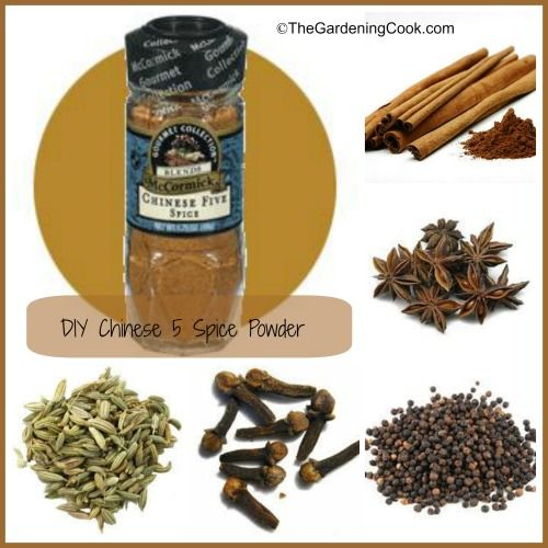 Chinese Five Spice Powder - Make your Own   http://thegardeningcook.com/chinese-five-spice-powder/