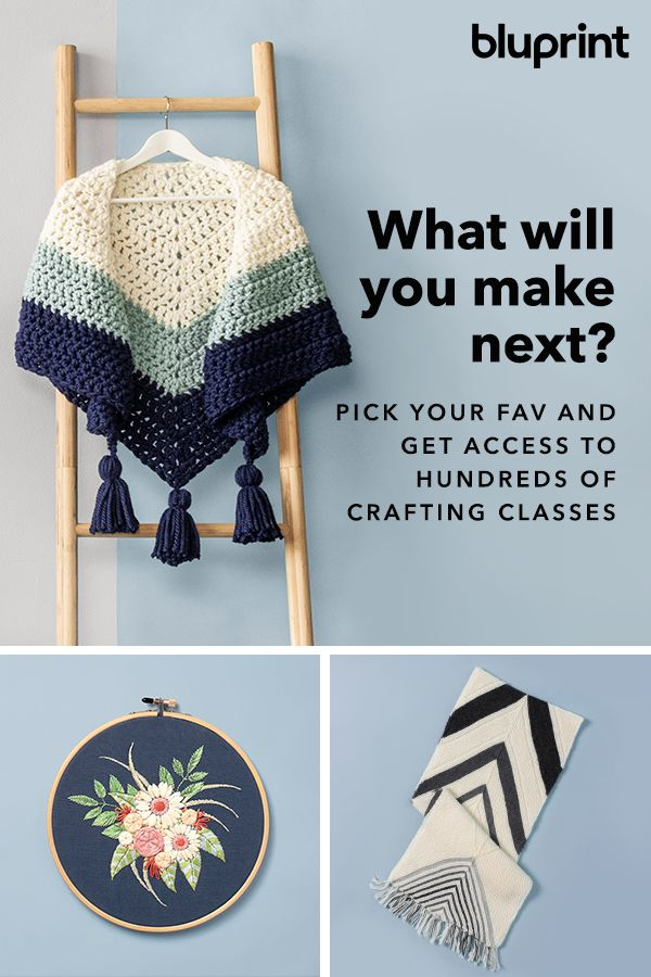 Join Craftsy Project Kits Crafts Knitting Projects