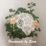 (1) Handmade by SIWA - szydełko,haaknaald, crochet