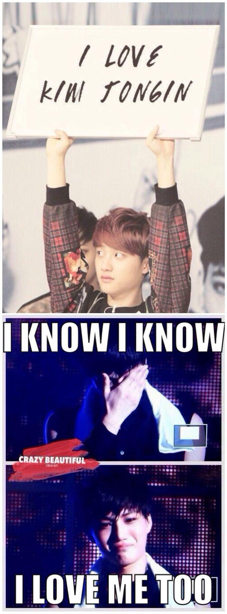 i know , i know......i love me too XD