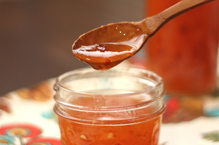 The best Sweet Sour Spicy Dipping Sauce, perfect with lumpia, eggrolls, meatballs, chicken, fish