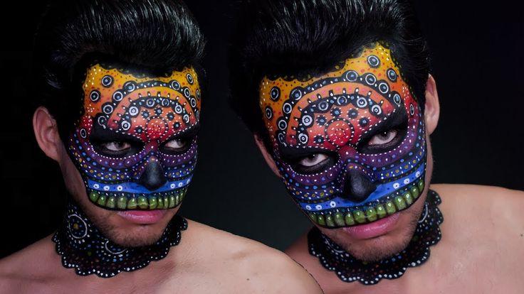 Maquillaje Calavera Artística | #HPStylist V. °169