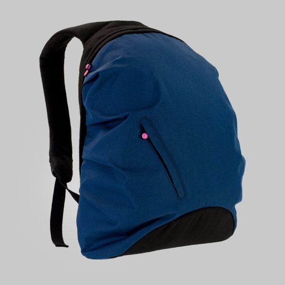 Right size. Right shape. Right weight. The Crumpler Vegetable From Inside The Mountain is a multi-tasking multi-purpose daypack that's right for workaday commuting, weekend mooching and even long lazy holidays — if you ever find the time. $145.