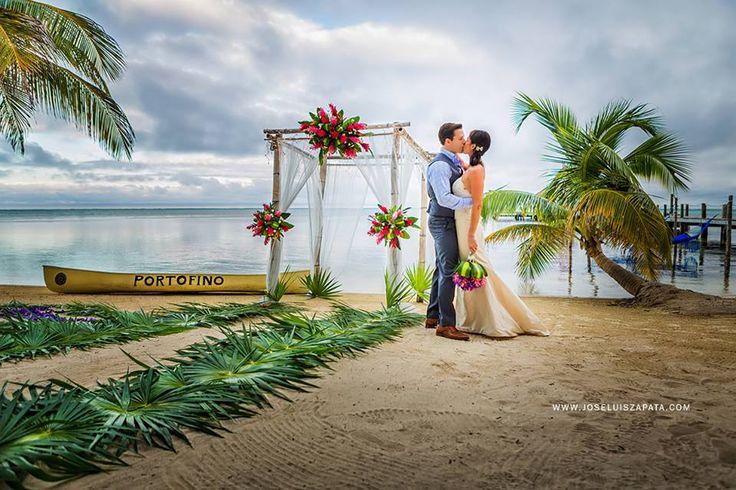 Belize Wedding in Paradise | Luxury Honeymoon Packages