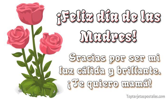 Imágenes Día De La Madre Para Whatsapp Y Facebook: Felicitaciones Para El Dia De La Madre Para Wasap