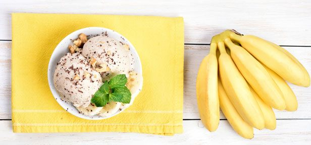 Nicecream – veganes Eis, lecker und gesund