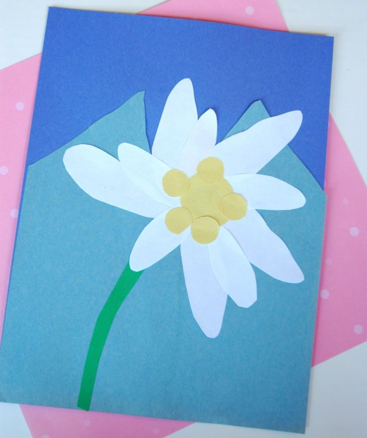 Edelweiss Flower Craft Crafts Sound Of Music And