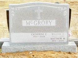 Matthew McGrory, Saints Peter & Paul Cemetery, Springfield, PA