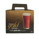 muntons gold india pale ale beer  kit homebrew by TheHomeBrewShop