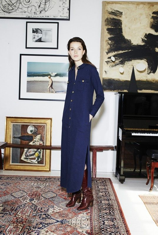 FRINGOMANIA SHOWROOM Leon & Harper Lookbook Otoño-Invierno 2015