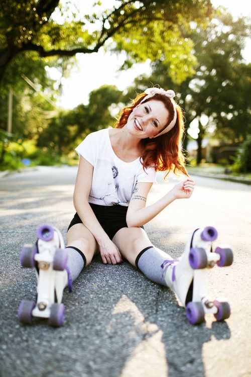 question 2. never tried but would like to start . roller skates.