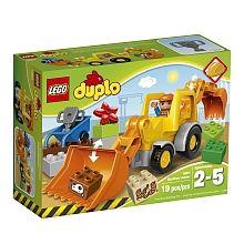 LEGO DUPLO La chargeuse-pelleteuse 10811