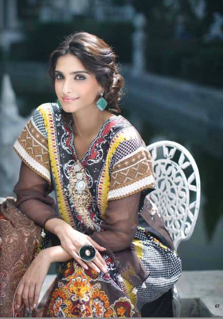 Firdous Lawn 2012 | Firdous Spring Collection | Firdous Summer Dresses - She9 | Change the Life Style