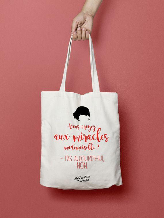 Tote bag Amélie Poulain