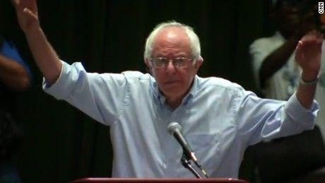 Bernie Sanders aims to quiet boos in Philadelphia  - CNNPolitics.com